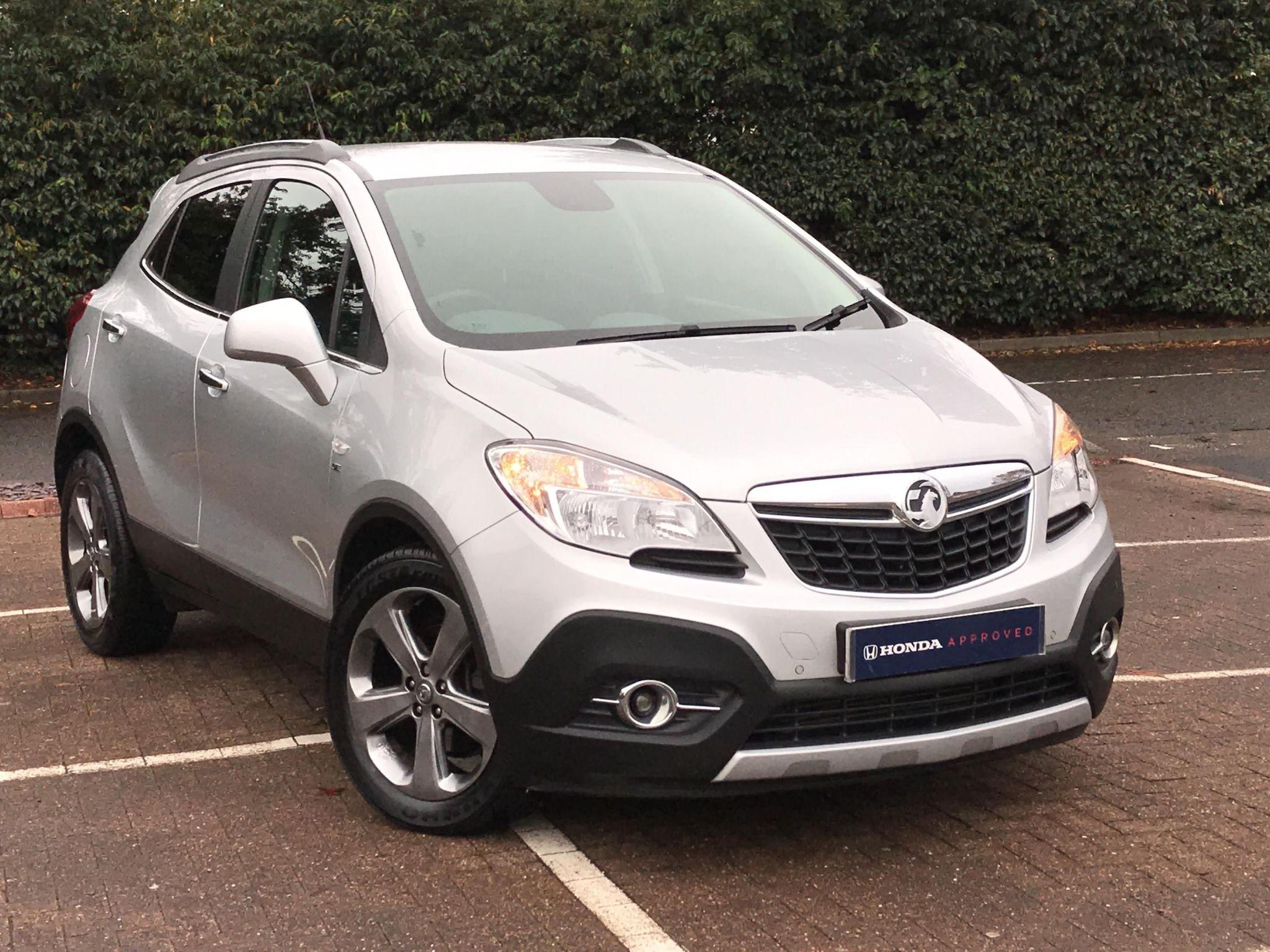 Vauxhall Mokka 1.7 CDTi 16v SE FWD 5dr