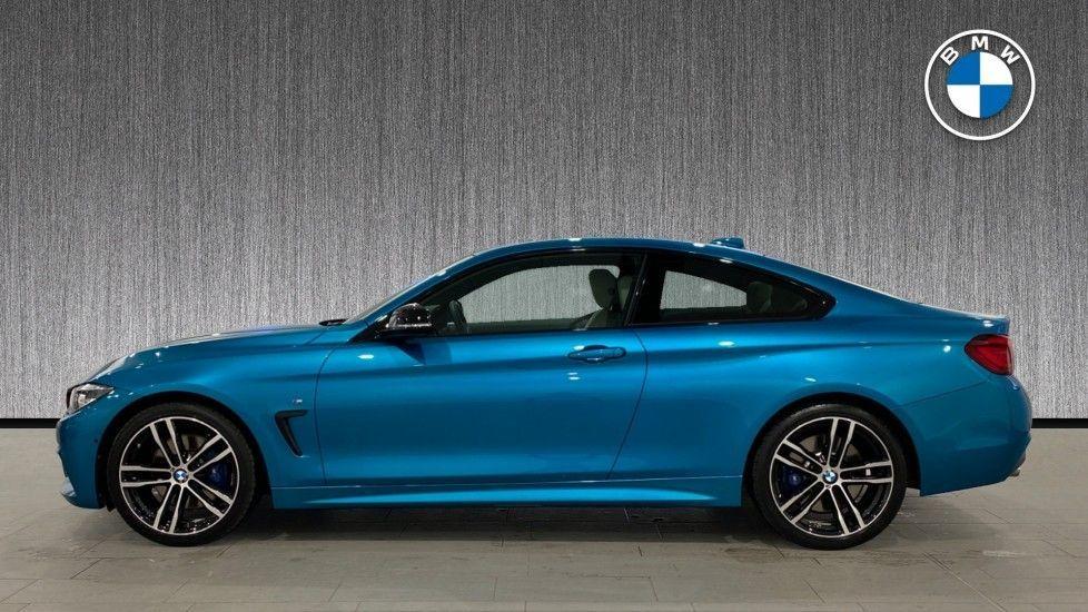 Image 3 - BMW 420i M Sport Coupe (YB69EXH)