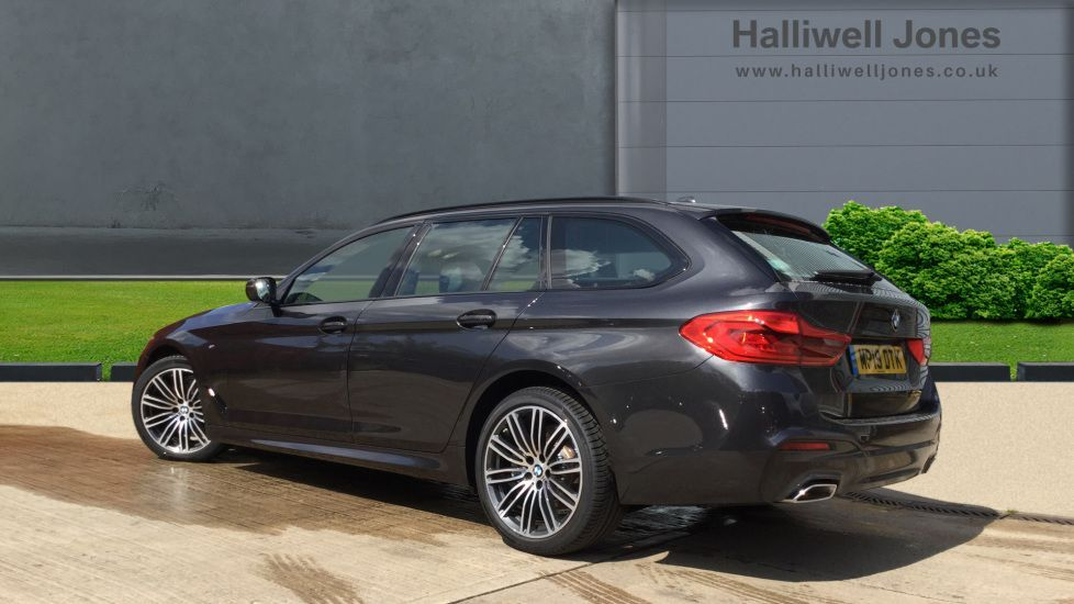 Image 2 - BMW 520d M Sport Touring (MP19DTK)