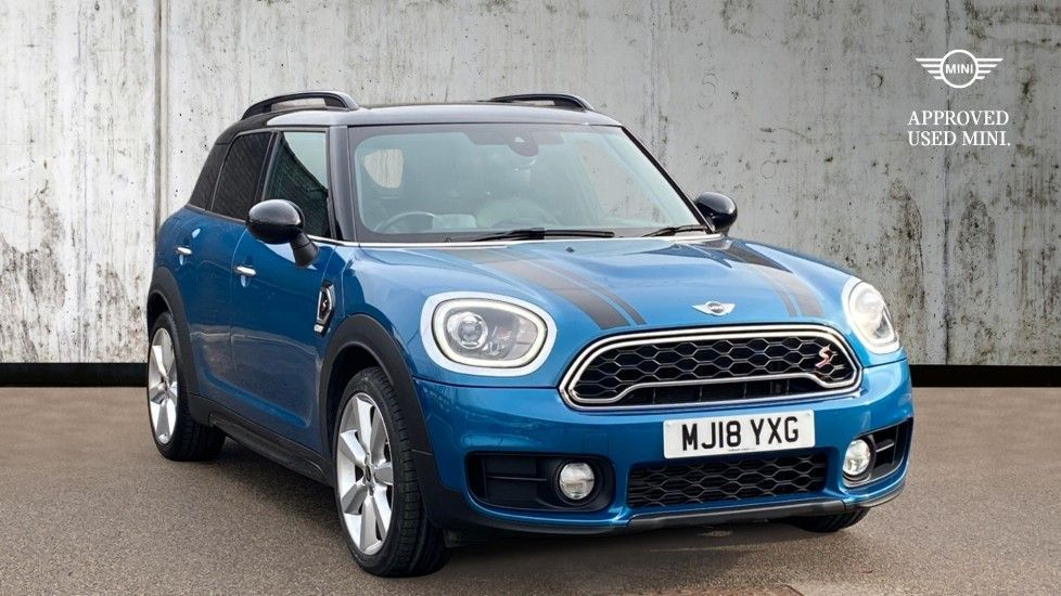 Image 1 - MINI Countryman (MJ18YXG)