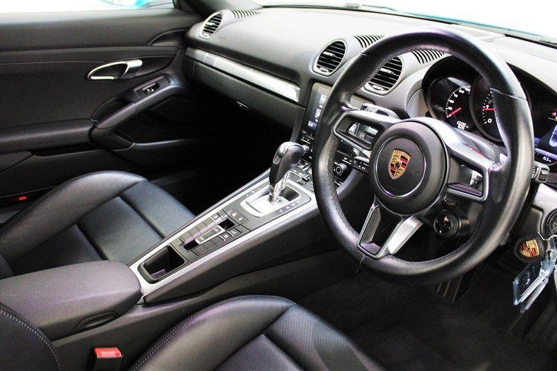 Porsche 718 BOXSTER PDK 2.0 2dr