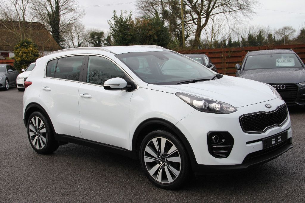 Kia Sportage CRDI INDIVIDUAL ORDER SPEC * FULLY COMPREHENSIVE WARRANTY * FINANCE AVAILABLE * TRADE IN WELCOME *