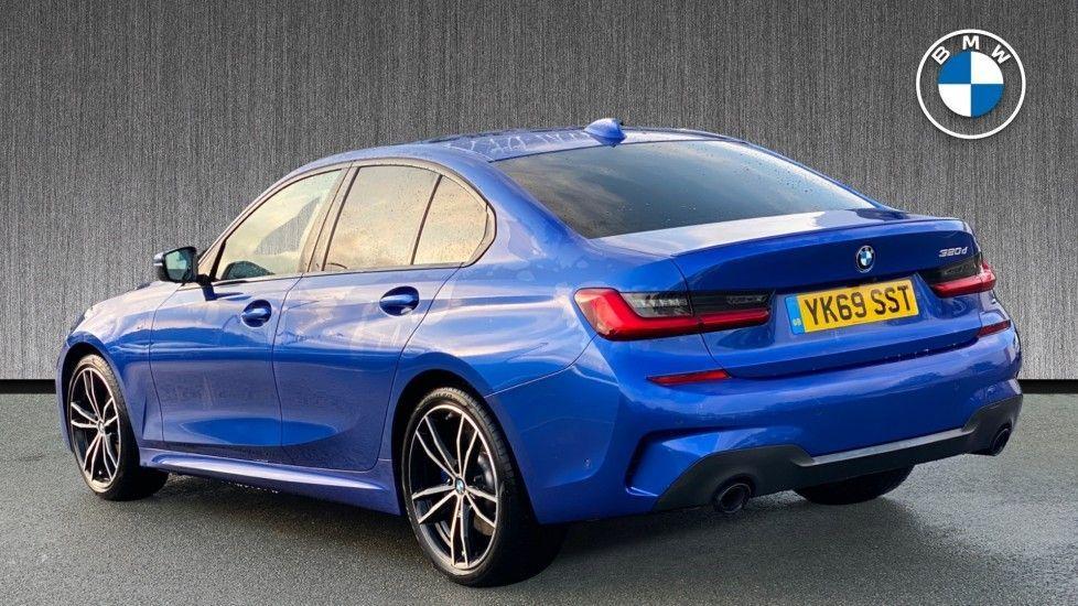 Image 2 - BMW 320d M Sport Saloon (YK69SST)