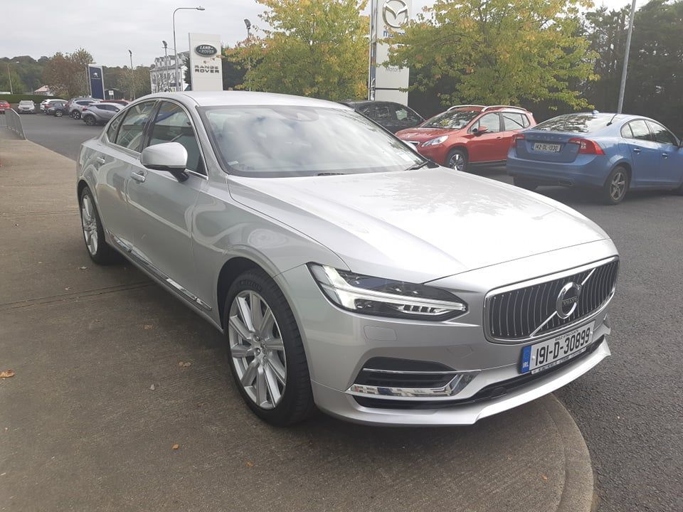 Volvo S90 T8 HYBRID INSCRIPTION  AWD AUTO 408BHP