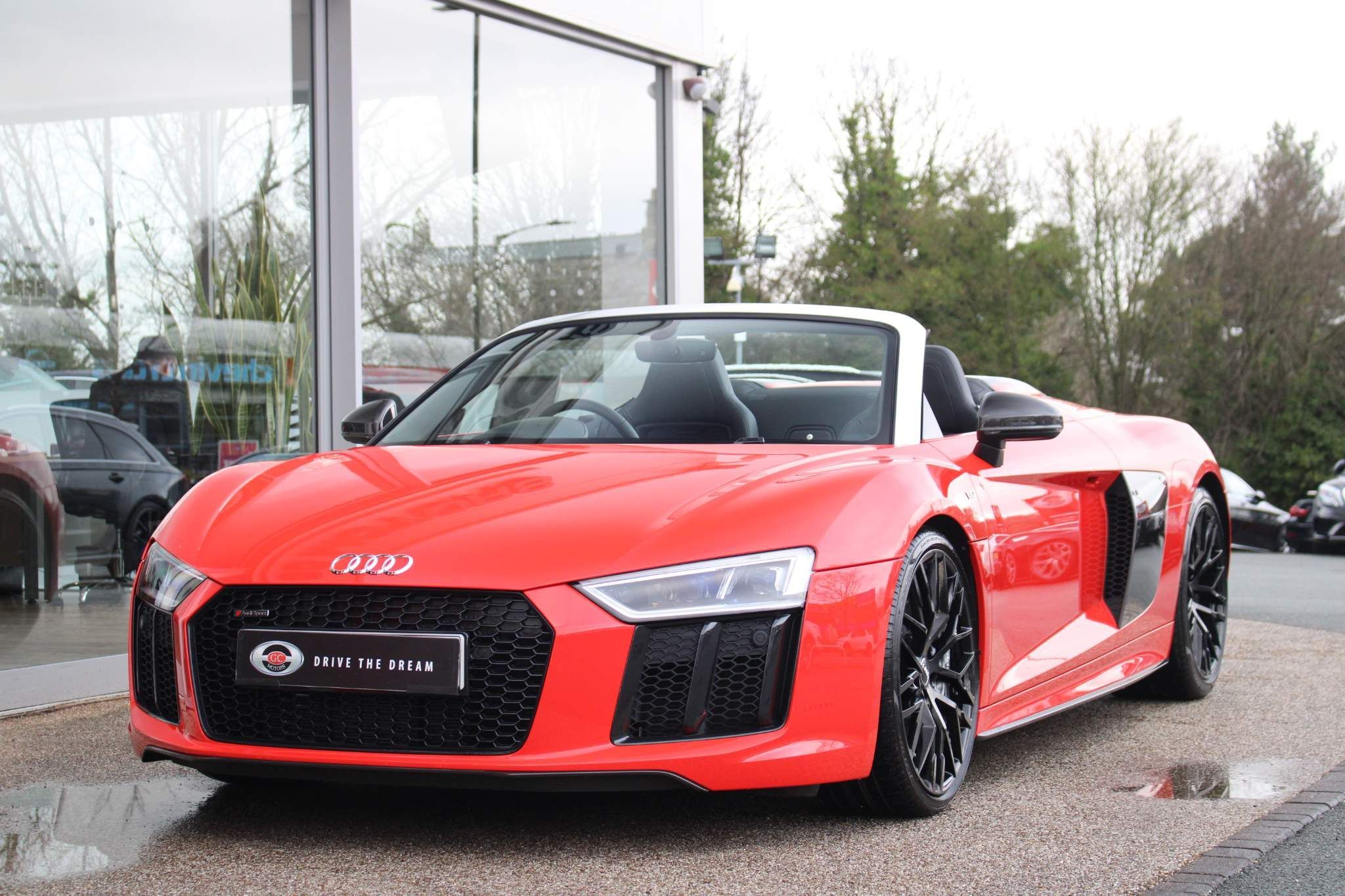 Red Audi R8 Used Cars For Sale Autotrader Uk
