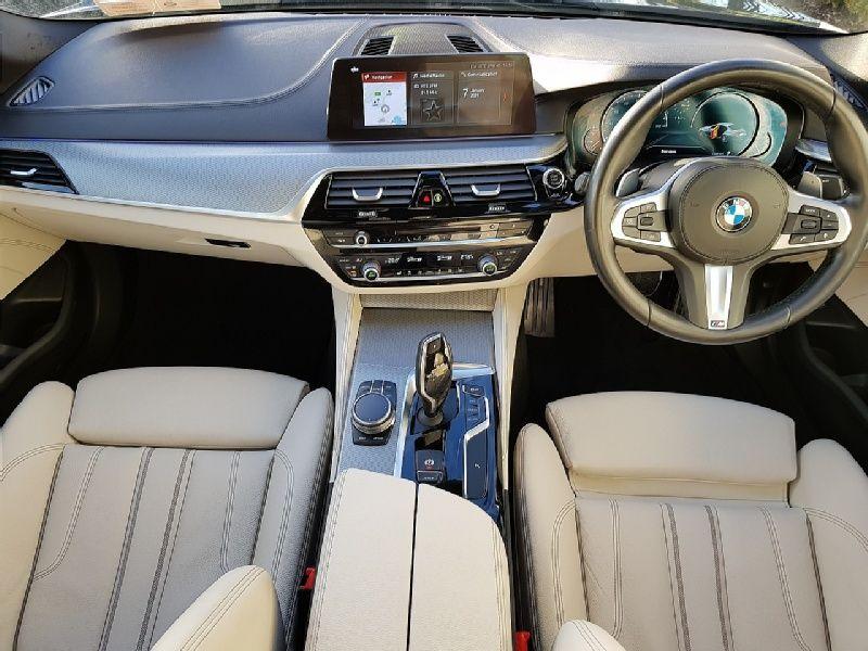 Used BMW 5 Series 530d M Sport Saloon (2017 (171))