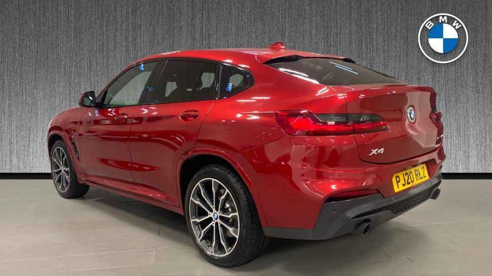 Image 2 - BMW xDrive30d M Sport (PJ20RLZ)