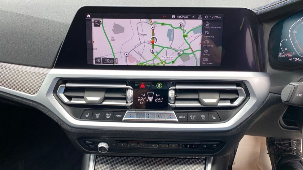 Image 7 - BMW 320d xDrive M Sport Touring (YH69GDX)