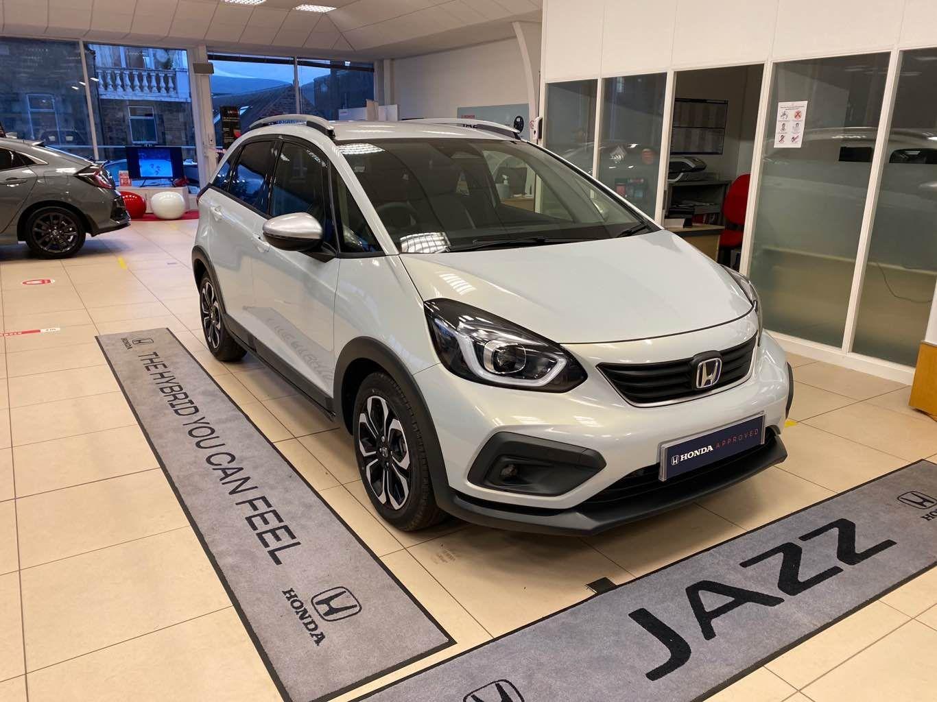 Honda Jazz 1.5 i-MMD Hybrid Crosstar EX