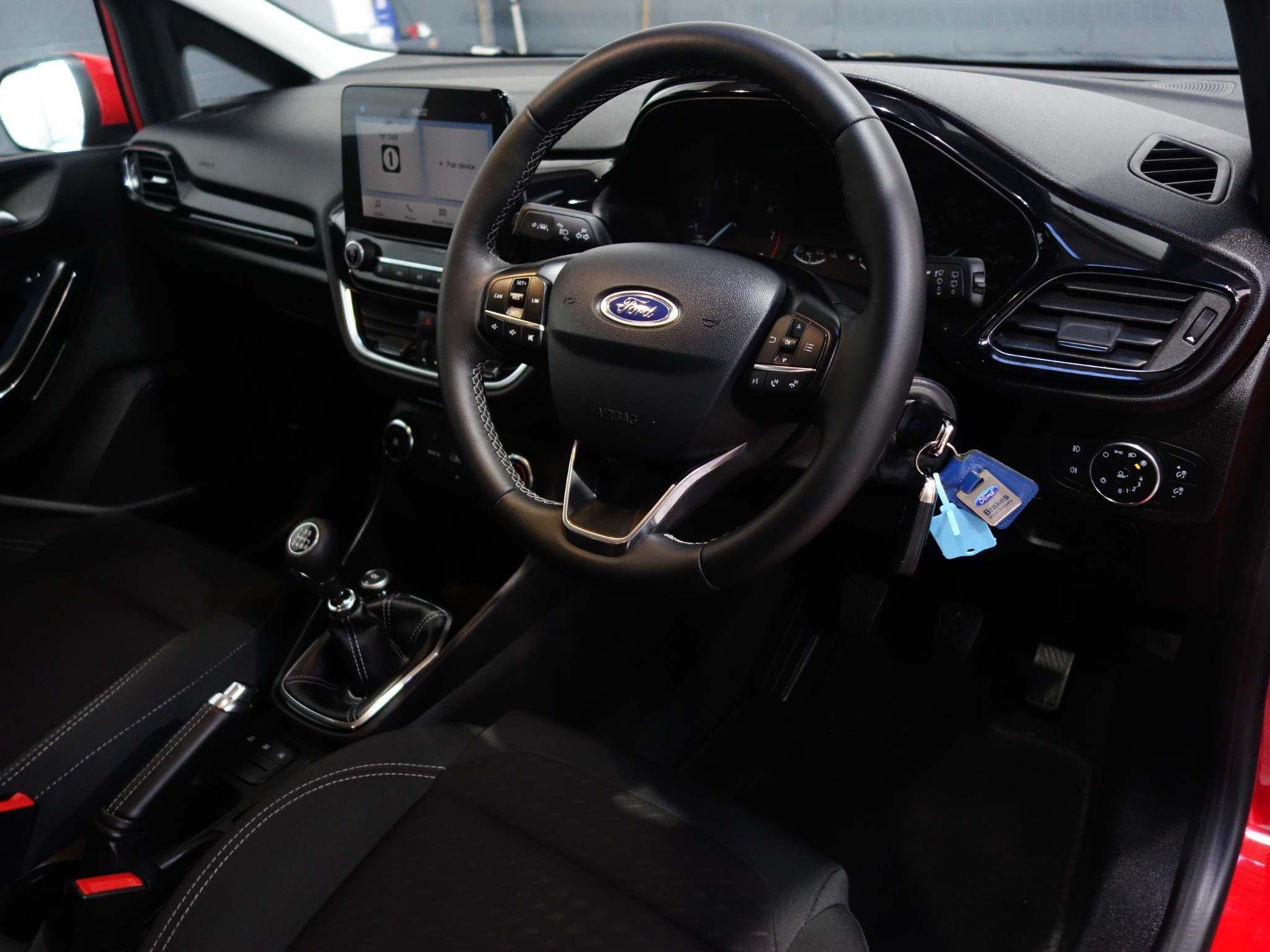 Ford Fiesta 1.0T EcoBoost Zetec (s/s) 5dr – WR68ERV
