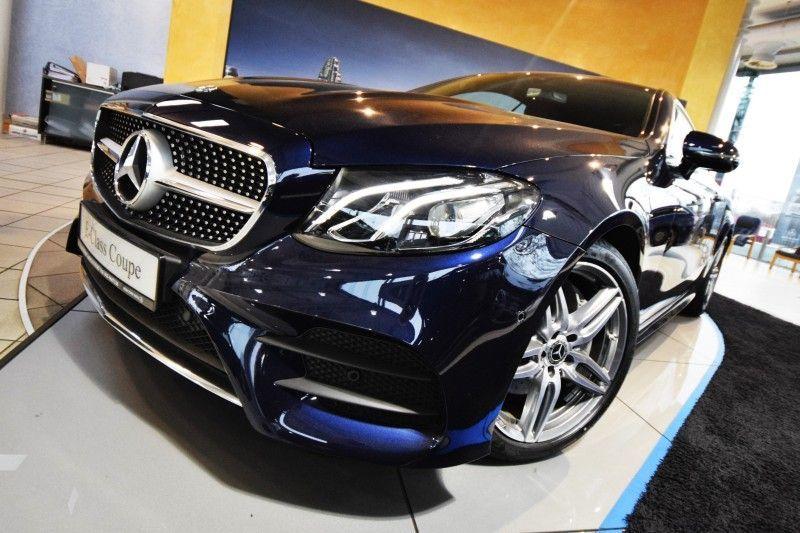 Mercedes-Benz E-Class E220d Coupe AMG Line NEW