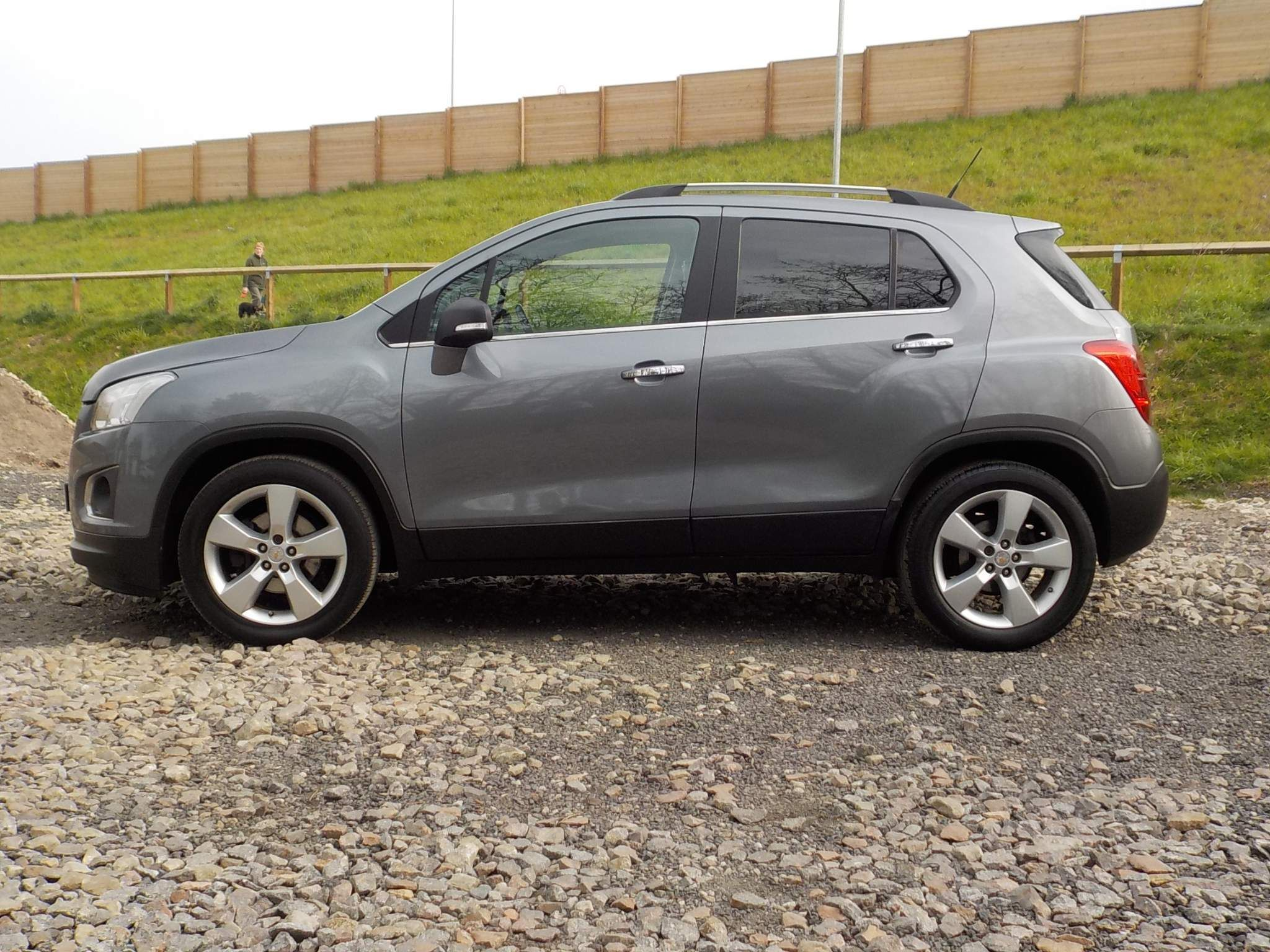 Chevrolet Trax 1.6 LT (s/s) 5dr