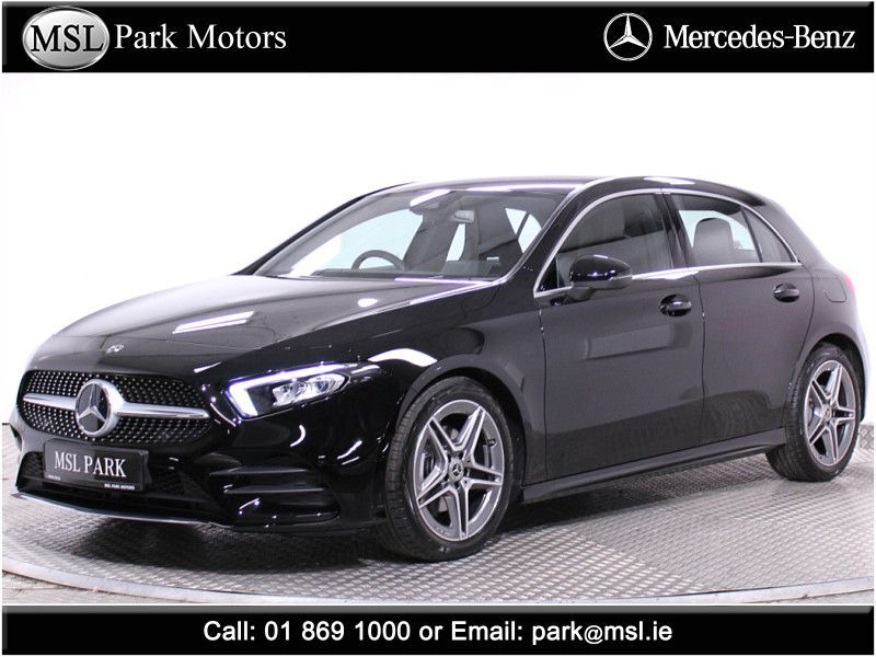 Mercedes-Benz A-Class 180 AMG - €4,208 worth of extras - available for immediate delivery at MSL Park Mercedes-Benz