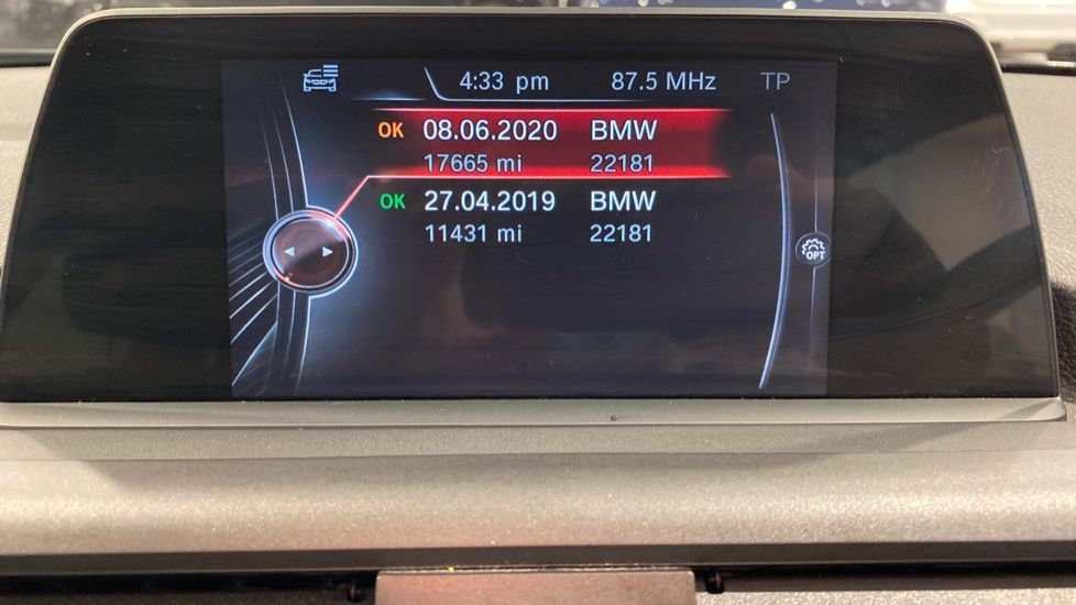 Image 10 - BMW 118i Sport 3-Door (LW17DCU)