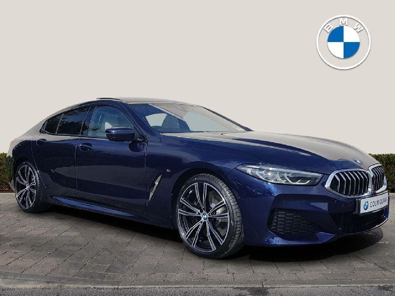 BMW 8 Series 840d xDrive M Sport