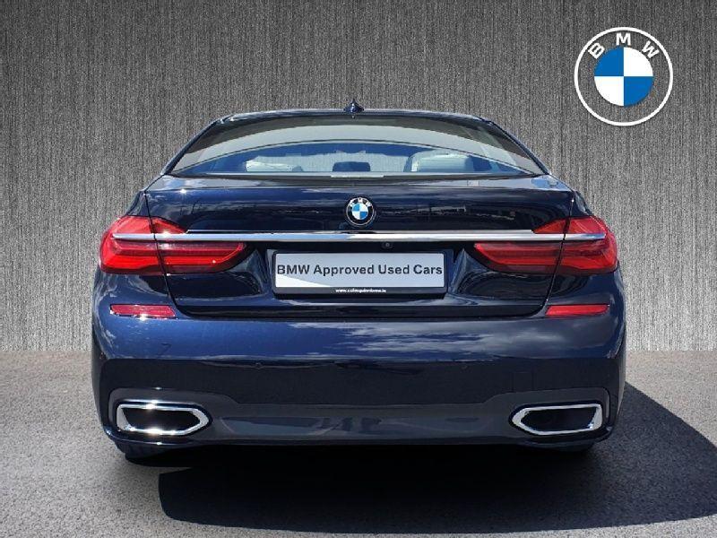 Used BMW 7 Series 730d M Sport Saloon (2017 (171))
