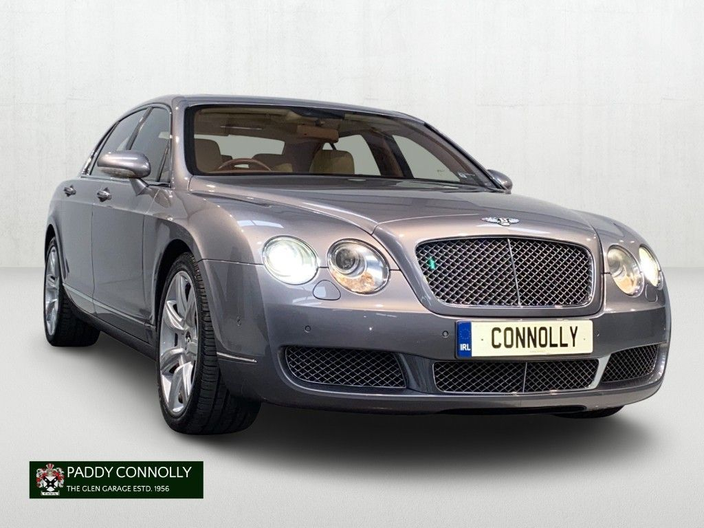 Used Bentley Continental FLYING SPUR *Huge Spec - Huge History - Stunning Colour Combination* (2006)