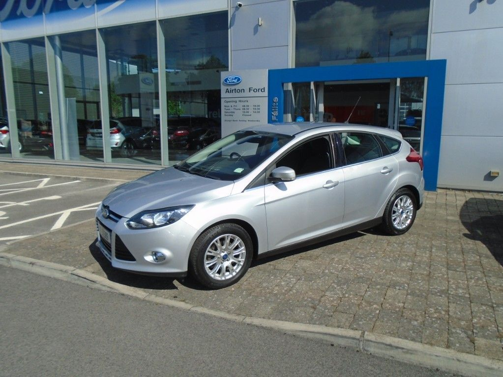 Used Ford Focus 1.6 TDCI  TITANIUM * JULY SCRAPPAGE AVAILABLE * (2011)