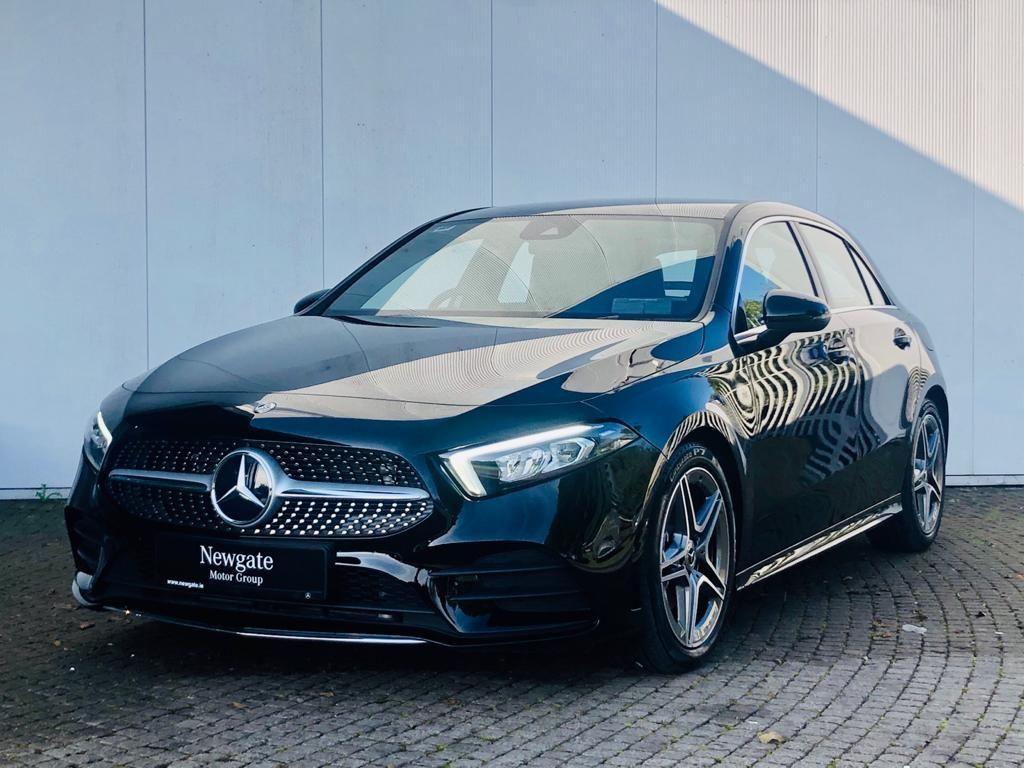 Mercedes-Benz A-Class A180 D AMG LINE