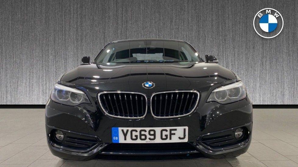 Image 16 - BMW 220i Sport Coupe (YG69GFJ)