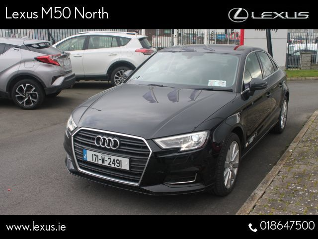 Used Audi A3 LIMOUSINE 1.6 TDI 4DR (2017 (171))