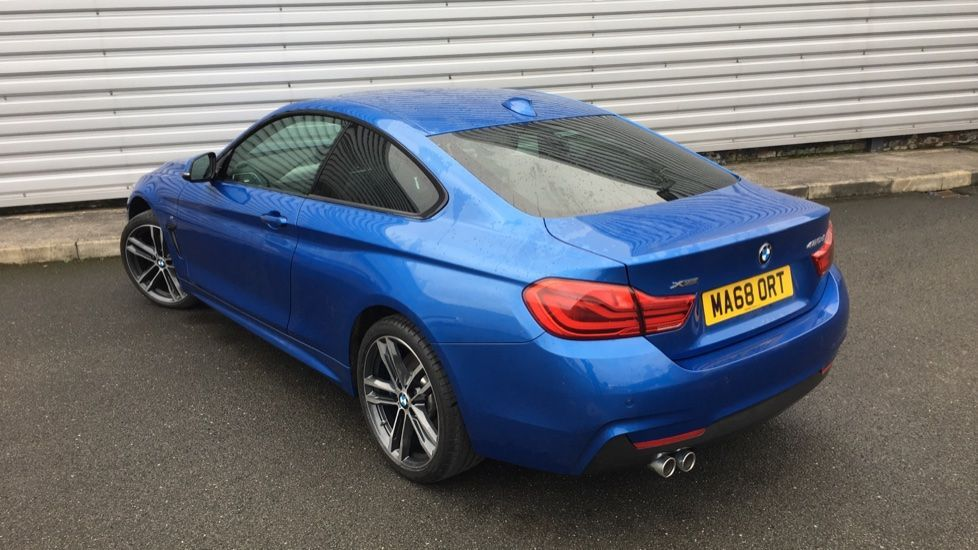 Image 28 - BMW 420d xDrive M Sport Coupe (MA68ORT)