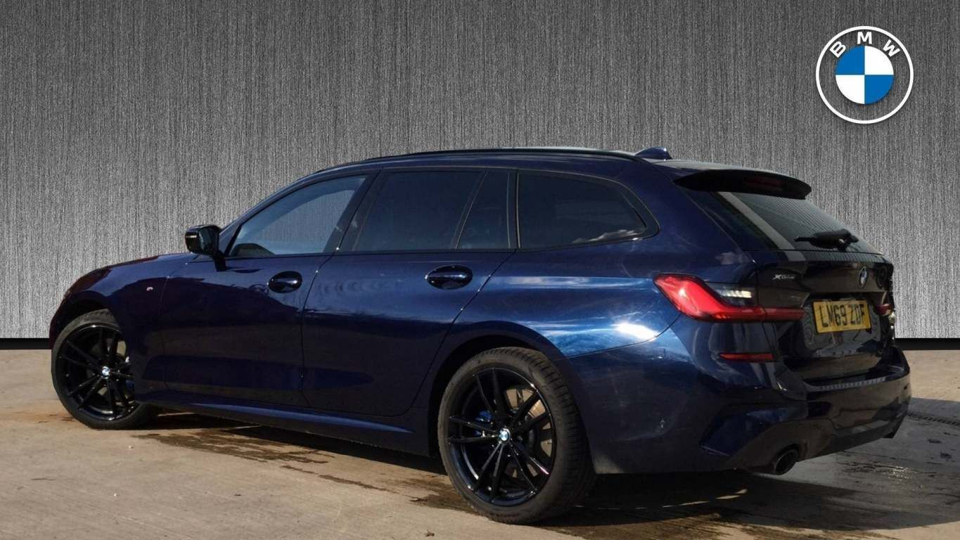 Image 2 - BMW 330d xDrive M Sport Plus Edition Touring (LM69ZDF)