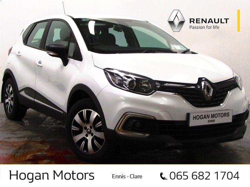Renault Captur Play Diesel  90Bhp