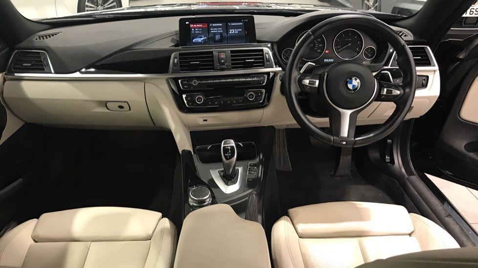 Image 4 - BMW 430d M Sport Coupe (YF67DLE)