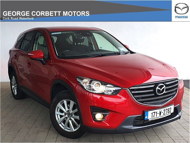 Mazda CX-5 Executive SE 2.2D 150PS 2WD (From €78 per week)