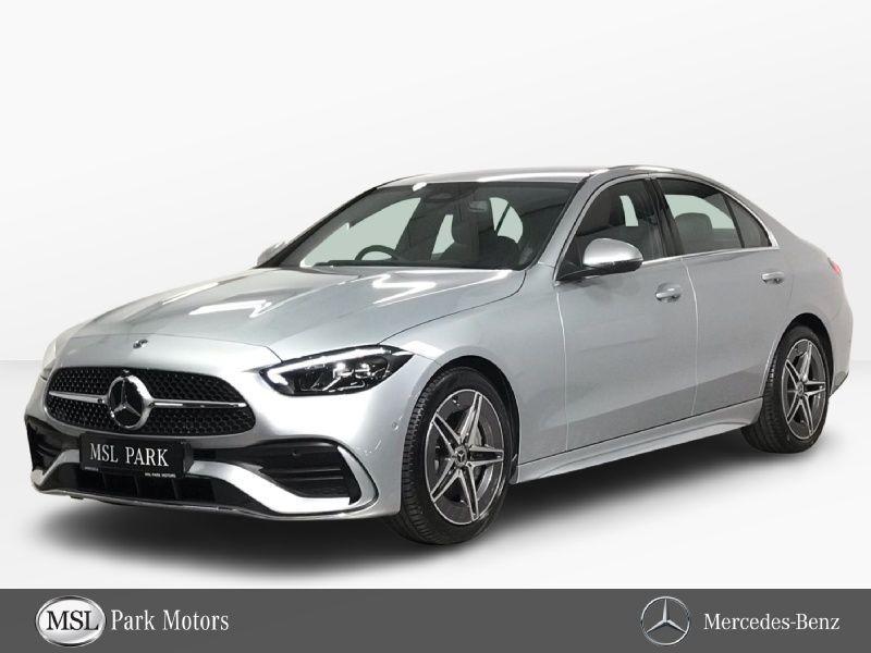 Mercedes-Benz C-Class *NEW MODEL* 200d AMG Automatic