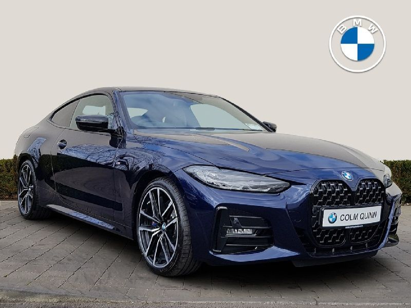 BMW 4 Series 420d M Sport Pro Edition