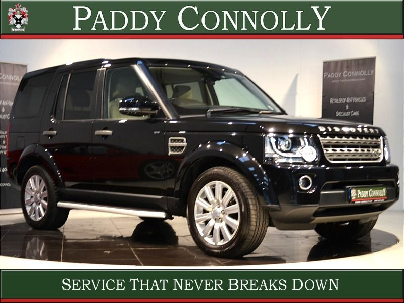 Land Rover Discovery *5 Seat N1 Bus.Class* XE