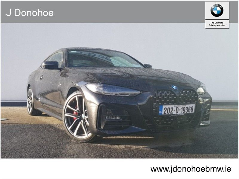 BMW 4 Series 420 4CMD 2DR AUTO