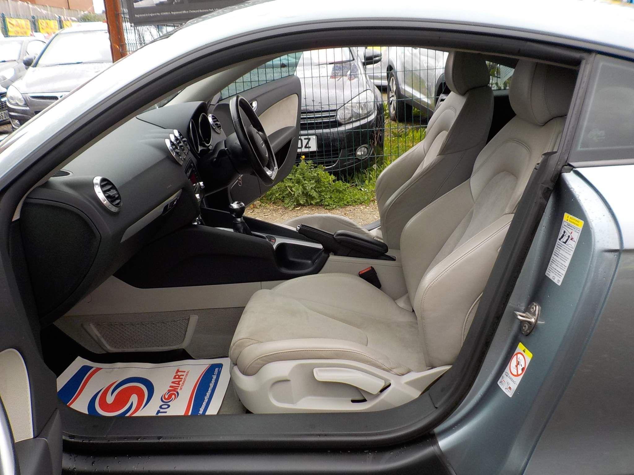 Audi TT 2.0 TFSI 2dr