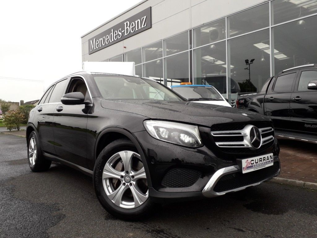 Mercedes-Benz GLC-Class D 4MATIC SPORT PR Warranty Included