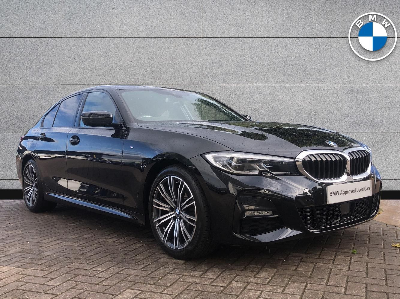 Bmw 3 Series Black 4dr 2019 For Sale In Worcester Rybrook