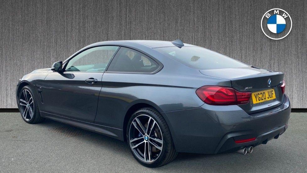 Image 2 - BMW 420i xDrive M Sport Coupe Auto (YG20JUF)