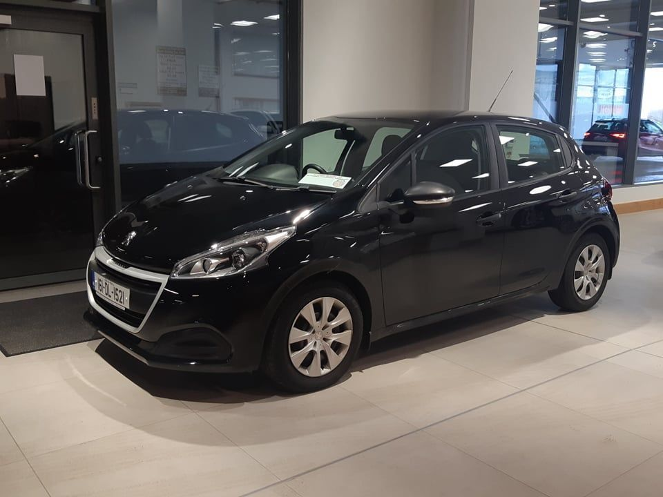 Used Peugeot 208 ACCESS 1.6 HDI 75 4DR (2016 (161))