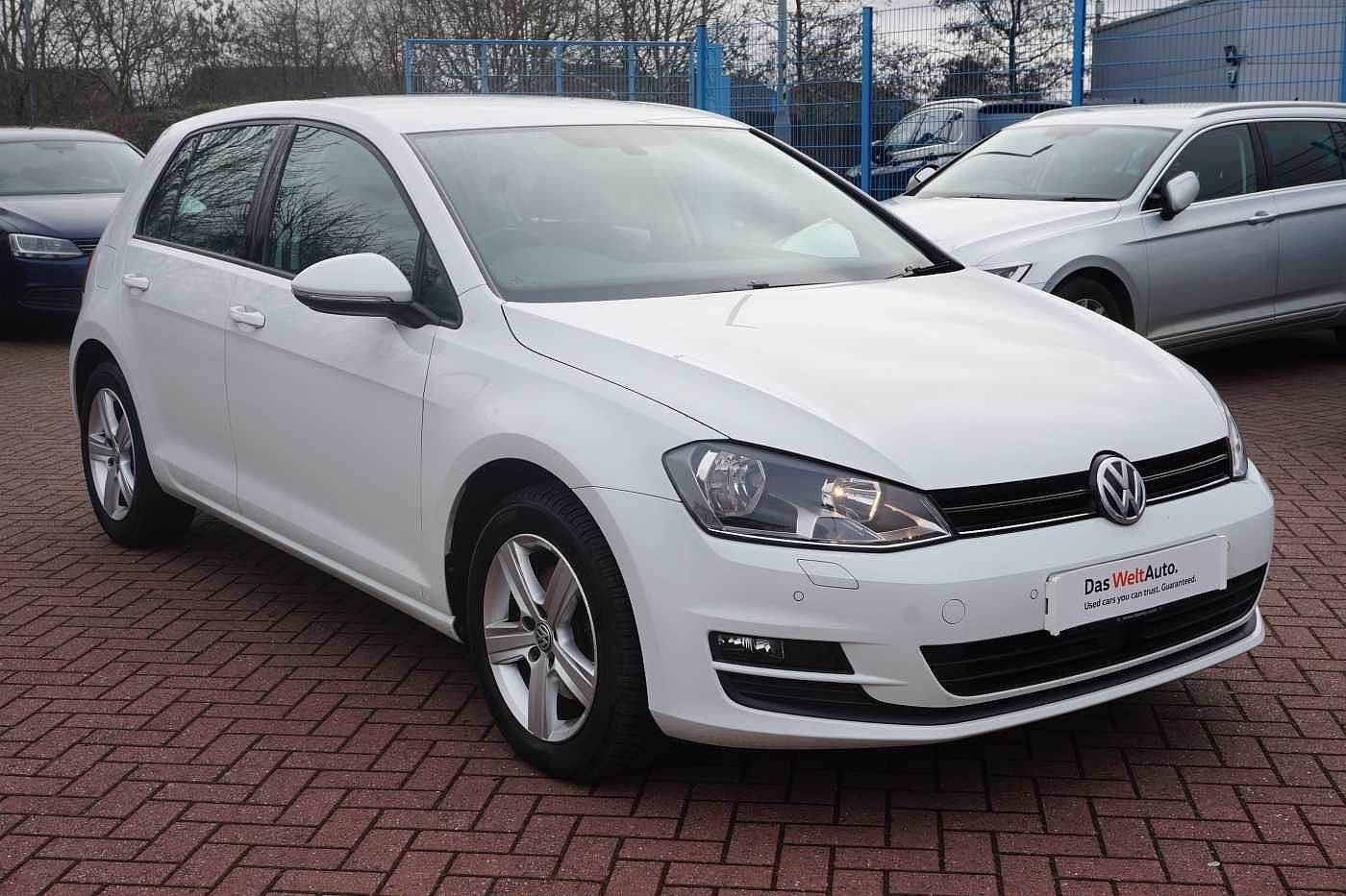 Volkswagen Golf 1.6 TDI BlueMotion Tech Match Edition (s/s) 5dr