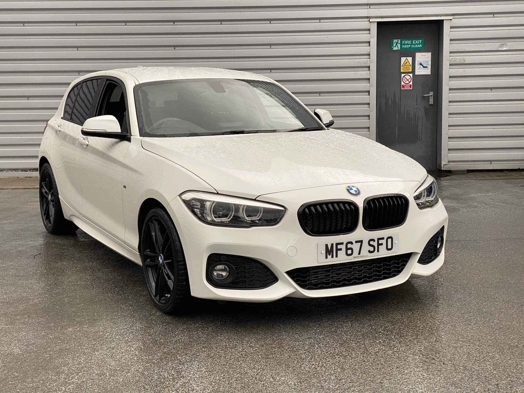 Image 1 - BMW 120d M Sport Shadow Edition 5-door (MF67SFO)
