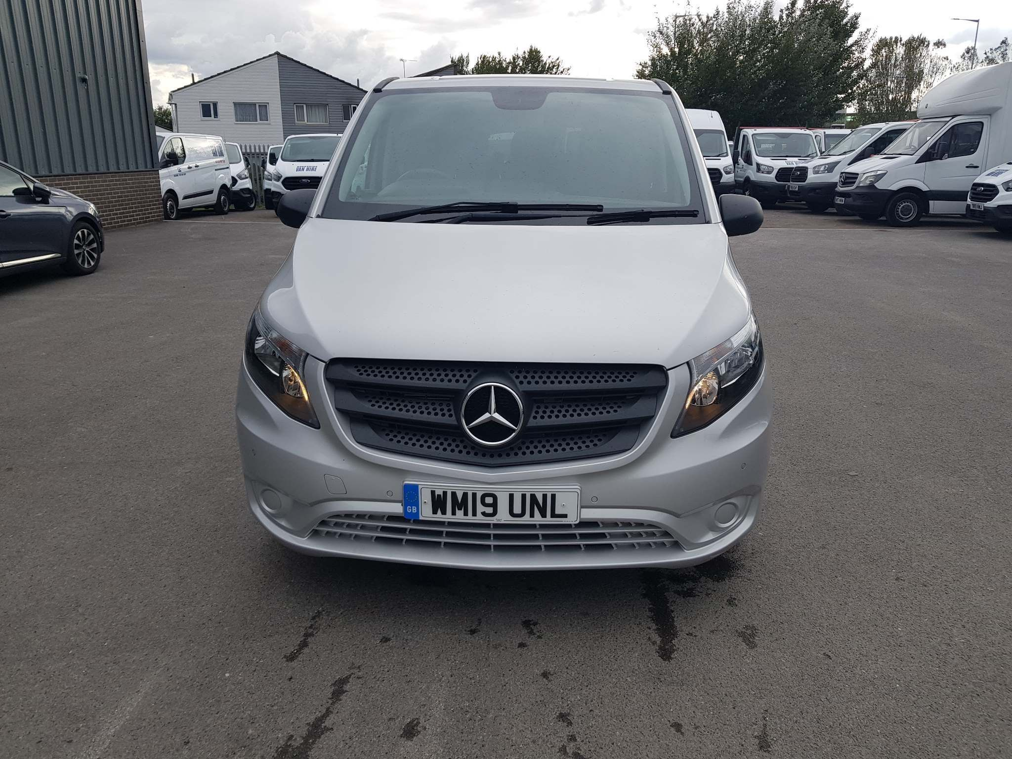 Mercedes-BenzVito2.1 114 CDi SELECT Tourer G Tronic RWD L3 EU6 5dr For Sale