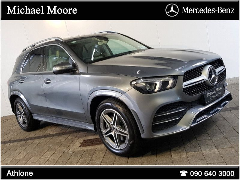 Mercedes-Benz GLE-Class GLE300d AMG 4MATIC AUT0 5 SEATER **SOLD**