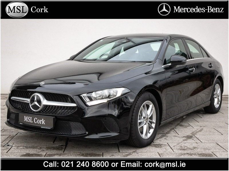Mercedes-Benz A-Class A 180 Style-Line + Smartphone Integration Package