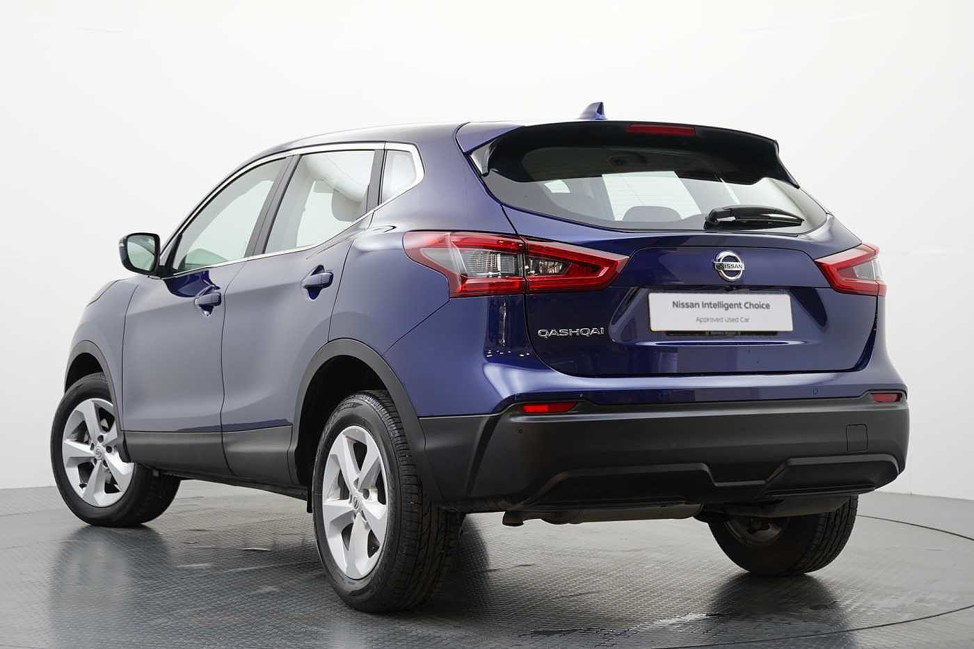 Used Nissan Qashqai 1.5 dCi 115 Acenta... for sale. Only ...