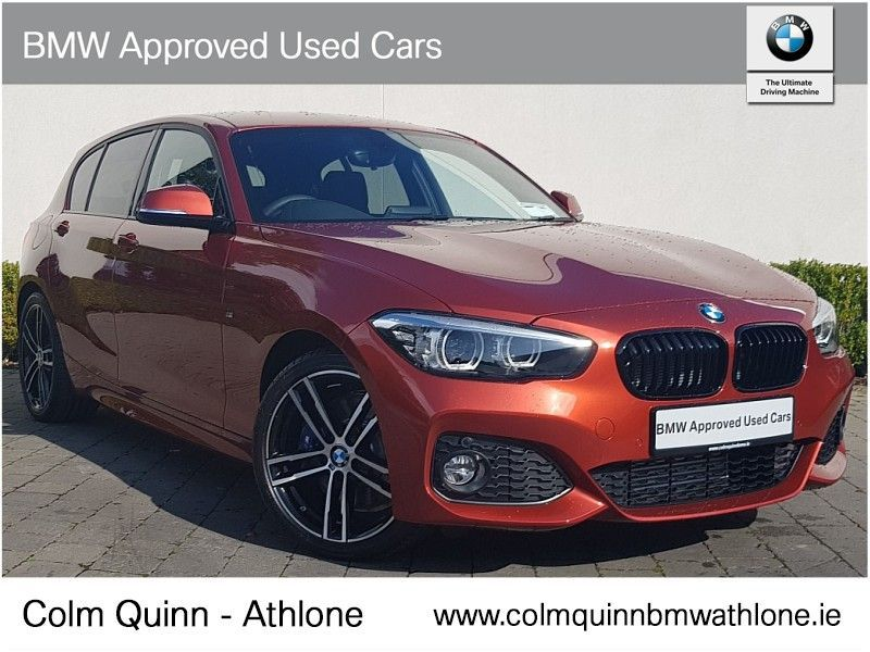 BMW 1 Series 116d M Sport Shadow Edition