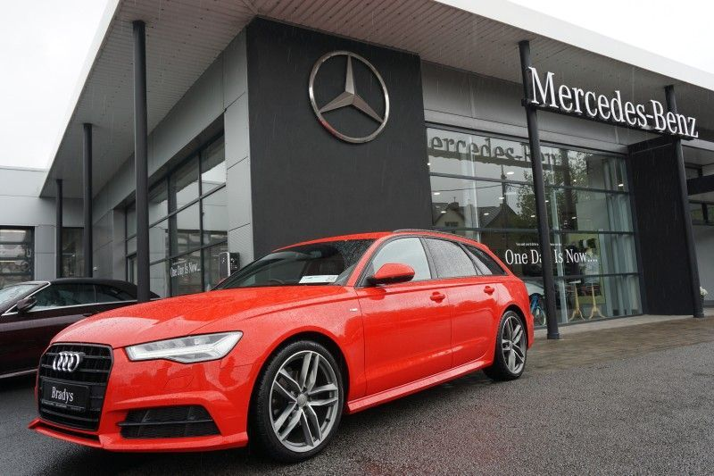 Audi A6 2.0 S-LINE Night Edition **HUGE SPEC**Not To Be Missed**