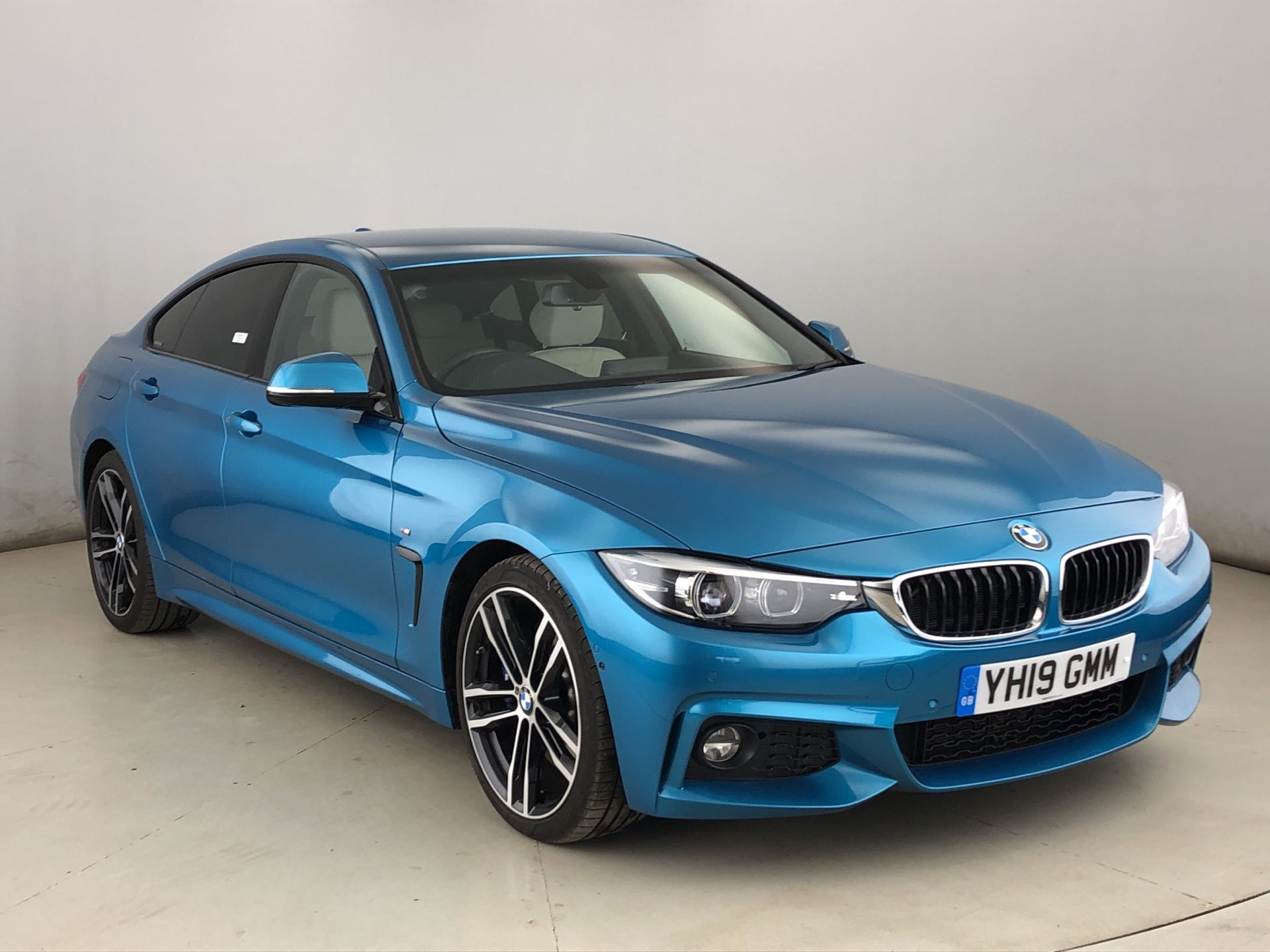 Image 1 - BMW 430i M Sport Gran Coupe Auto (YH19GMM)