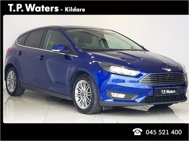 Ford Focus 1.0 ZETEC - Finance Available
