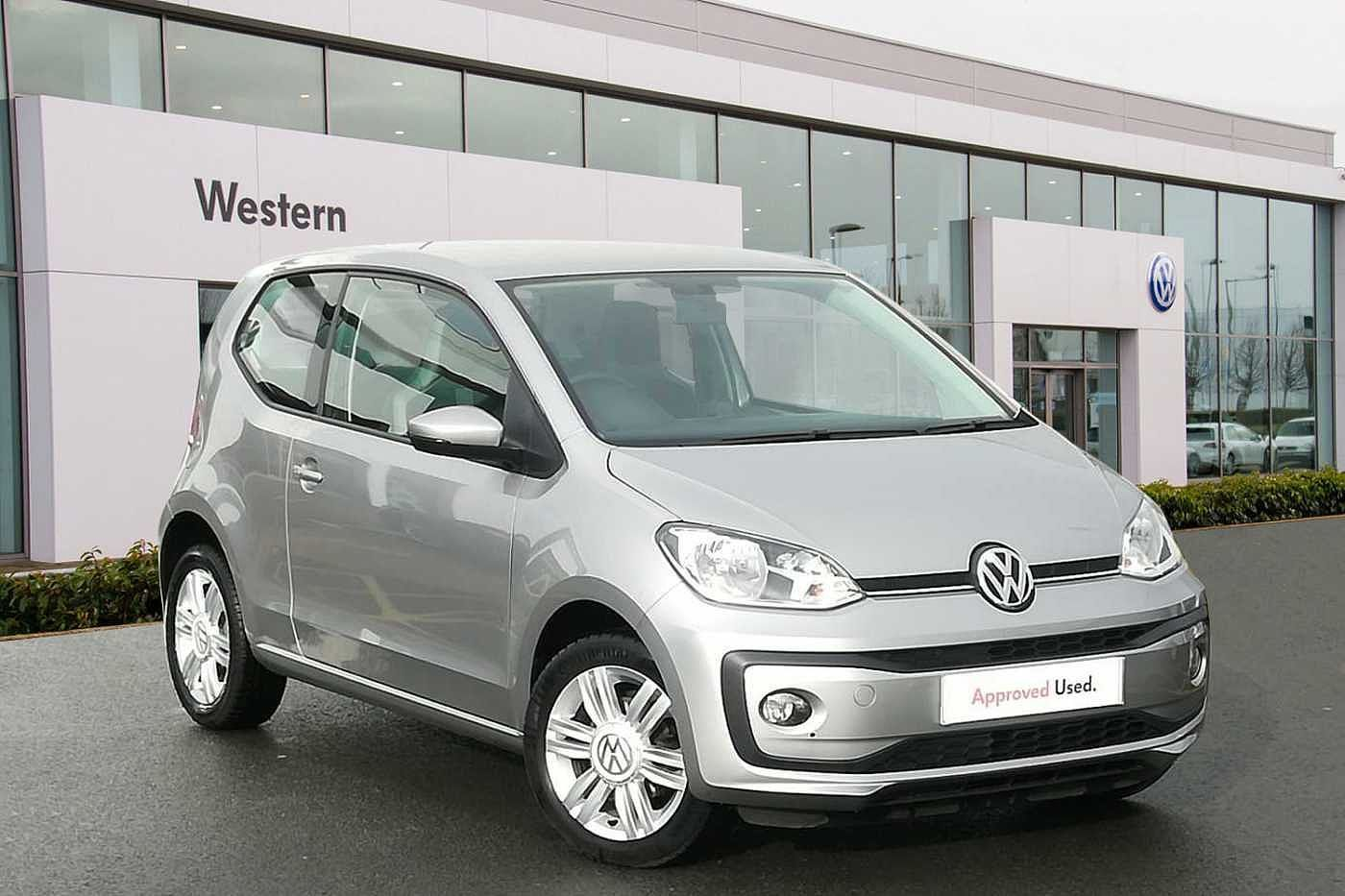 Volkswagen Up 2016 1.0 75PS High up! 3Dr